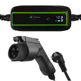 Caricatore mobile 3.6W Shuko di tipo 1 per la ricarica di auto elettriche e ibride plug-in