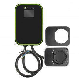 Caricabatterie Wallbox per la ricarica di auto elettriche e ibride Plug-In